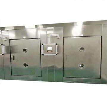 Commercial Continuous Industrial Microwave Tunnel Fruit Leaves Dryer