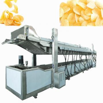 Automatic Wave Potato Chips Shaping Frying Potato Fries Making Machine