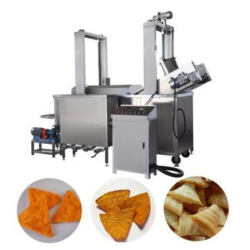 Puff Corn Snack Food Extruder Corn Tortilla Chips Making Machine