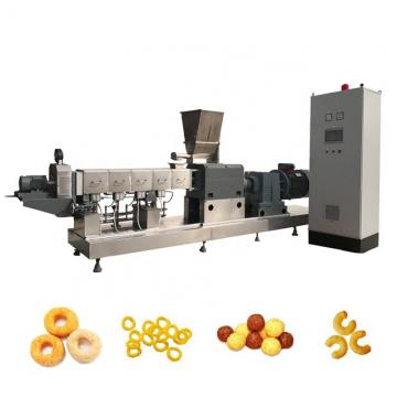 Doritos Tortilla Nacho Corn Chips Processing Making Machine
