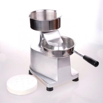 Commercial Hamburger Maker Burger Patty Press Machine