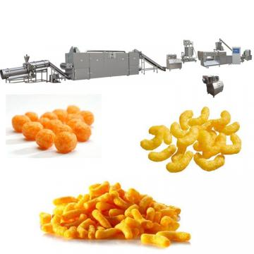 Dayi Automatic Fried Crispy Bugles Snacks Food Making Machines