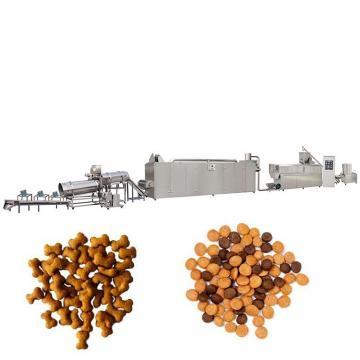 2019 Hot Sales 100kg-6t/H Automatic Dog Cat Fish Shrimp Bird Pet Snack Food Extruder Plant Production Line Equipment Machine Fish Feed Machine