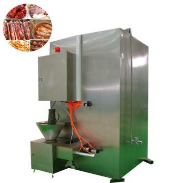 Mechanical Smokehouse and Electrical Smokehouses Fish Smoking Equipment