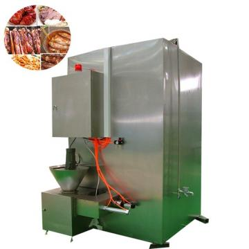 Mechanical Smokehouse and Electrical Smokehouses Fish Smoking Equipment