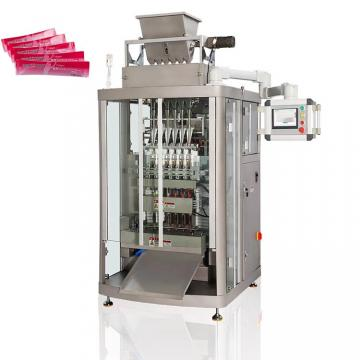 High-Speed Full-Automatic Candy Pillow Packing Machine & Chocolate Pillow Package Machine