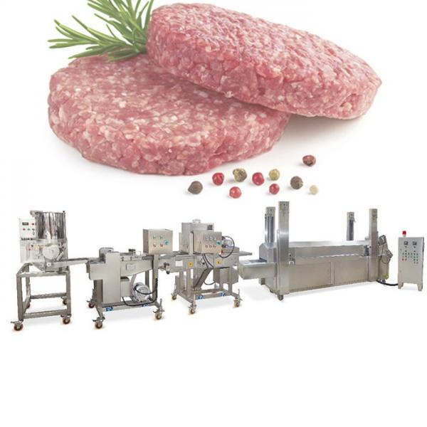 Ce Approved Automatic Meat Patties Nuggets Forming Machine #1 image