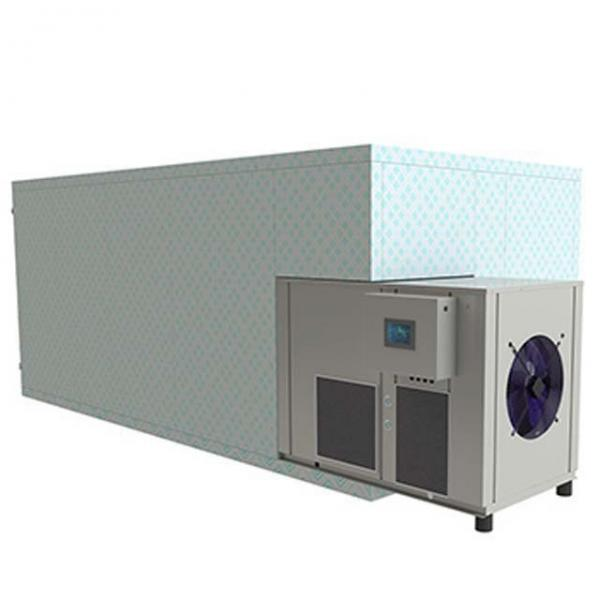 Microwave Continuous Tunnel Type Tray Tunnel Dryer #3 image