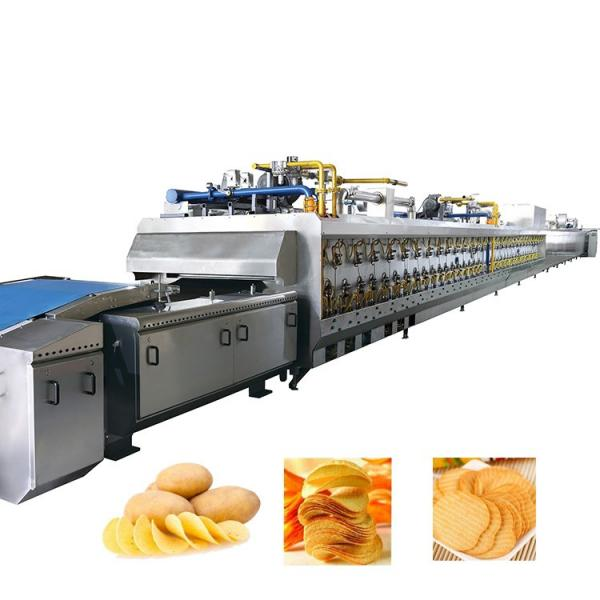 Commercial Potato Chip Maker Machine/ Automatic Potato Wafers Making Machine #2 image
