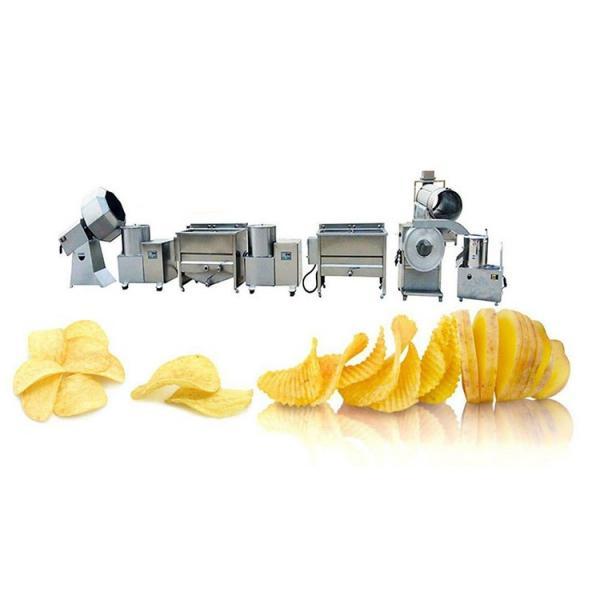 Semi-Automatic Potato Chips Making Machine Commercial Automatic Potato Chips Making Machines #1 image