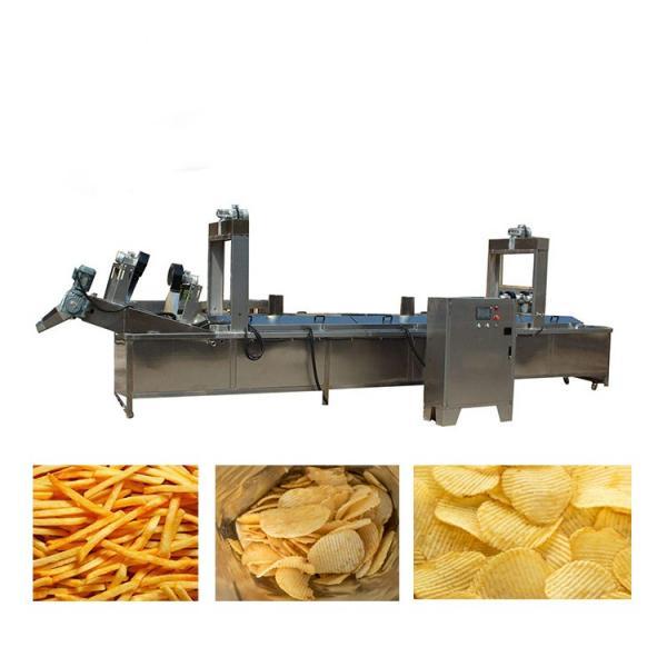 Commercial Potato Chip Maker Machine/ Automatic Potato Wafers Making Machine #1 image