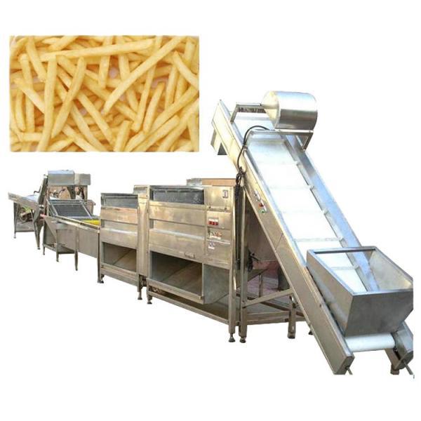 Semi-Automatic Potato Chips Making Machine Commercial Automatic Potato Chips Making Machines #3 image
