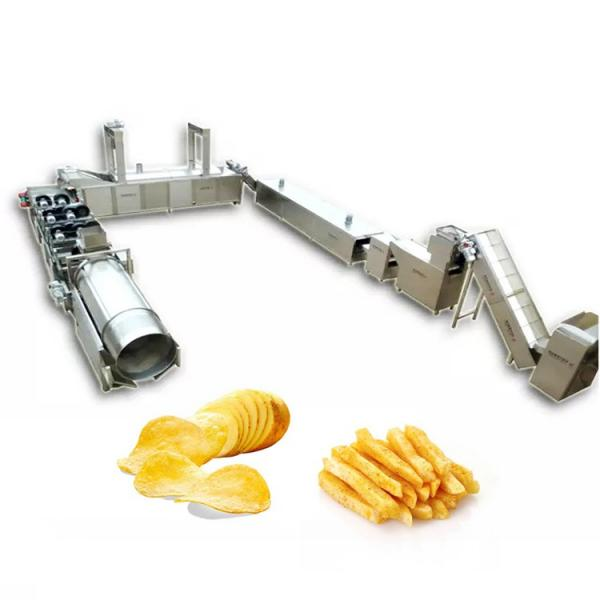 Industrial Automatic Potato Chips Making Machine #1 image