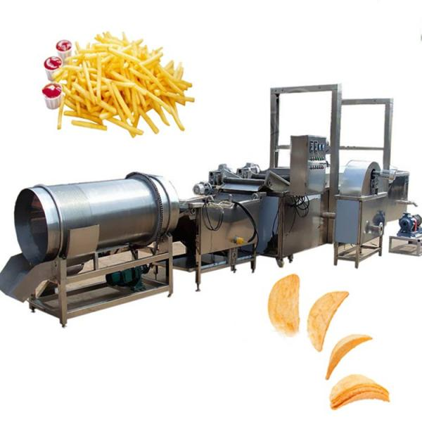 Industrial Automatic Potato Chips Making Machine #2 image